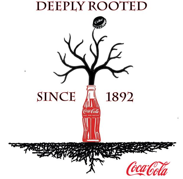 Multimedia Campaign Coke Poster